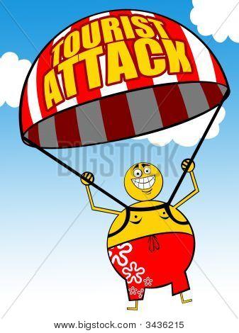 Tourist Attack