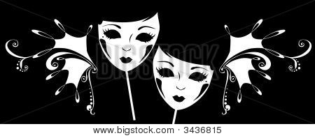 Masks For A Masquerade