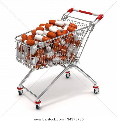 shopping cart_pills