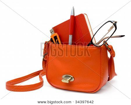 Small Bag Of Office Supplies