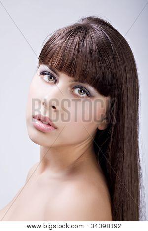 Beautiful Yiung Woman