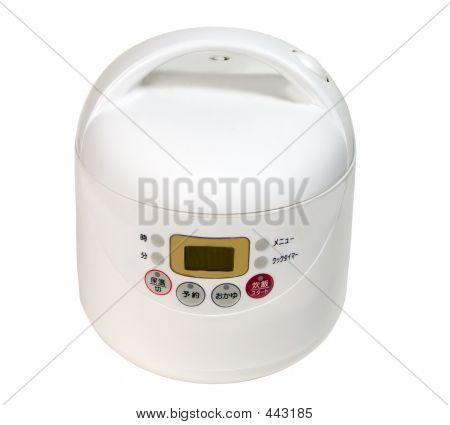 Rice Cooking Machine