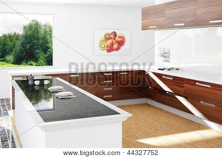 Kitchen In The Sun