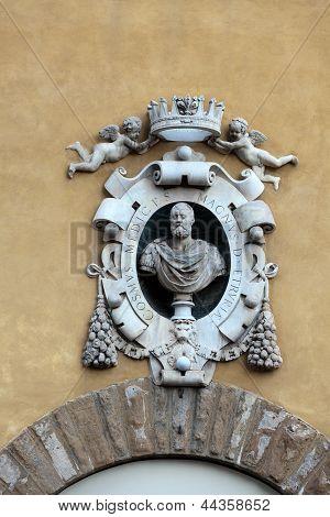 Florence - the bust Cosimo de' Medici