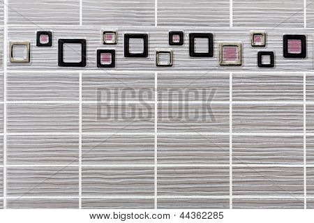 Rectangular Tiles With Frame