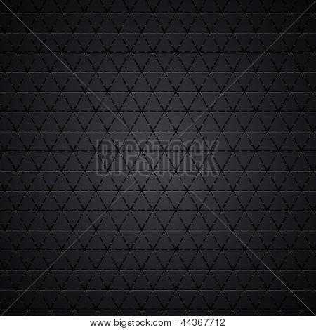 Textura metálica sin fisuras de carbono