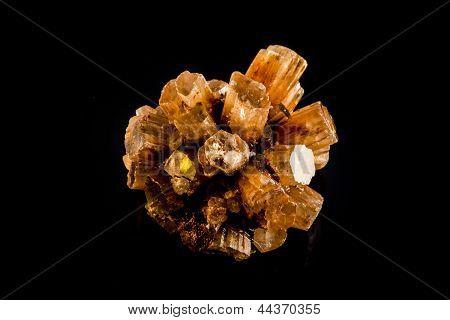Aragonite Mineral Cluster