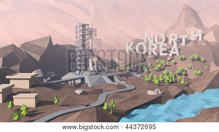 North Korean's Threat