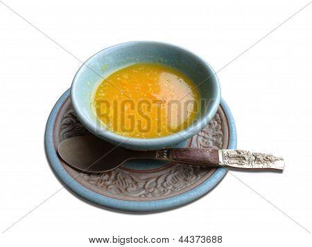 Yellow sour sauce