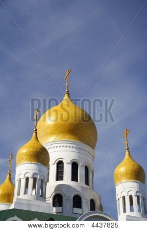 Gold Domes