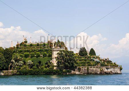 Isola Bella, Lake Maggiore, Itlay