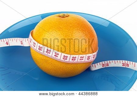 Grapefruit & Tape