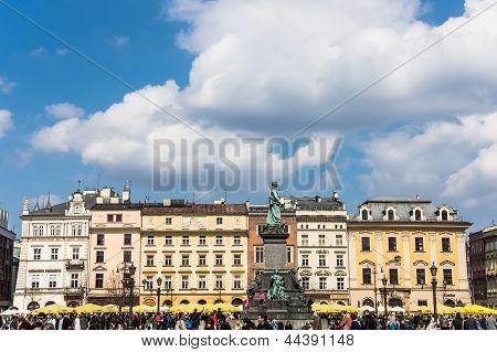 Monumento de Adam Mickiewicz