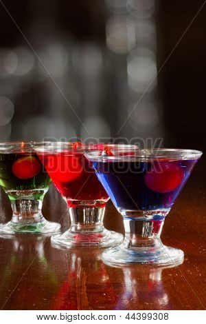 Smaple Cocktails