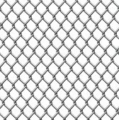 picture of chain link fence  - An illustration of a seamlessly tillable chain link fence pattern - JPG