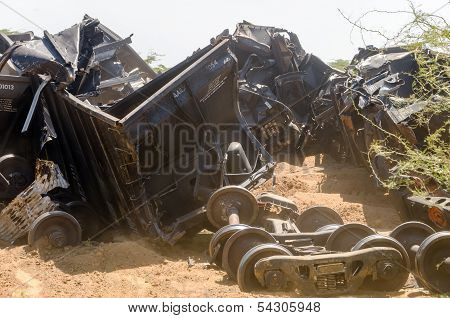 Train Bombing