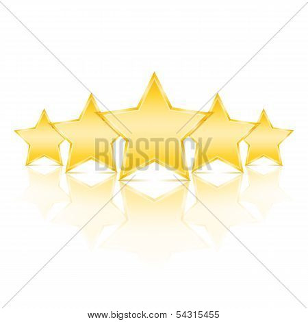 Five Golden Stars