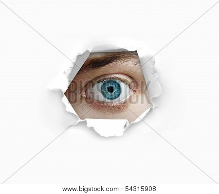 Eye Looking