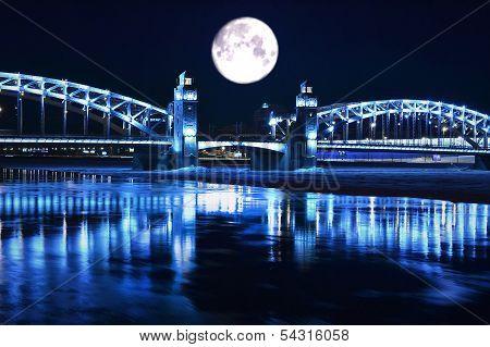 Bridge With Towers