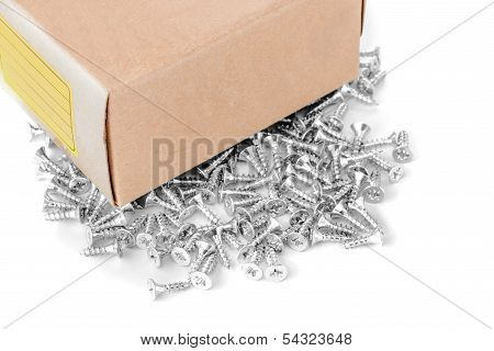 Group Of Screws