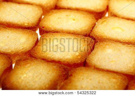 Zwieback, Brot Toast Kekse, Diät essen background