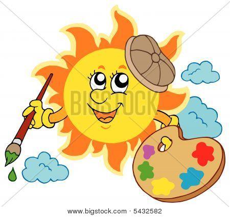 Sun-Künstler