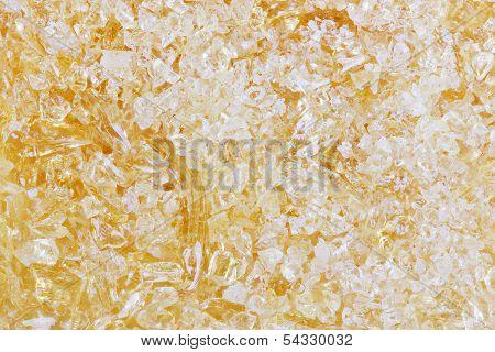 Gelatin Crystals