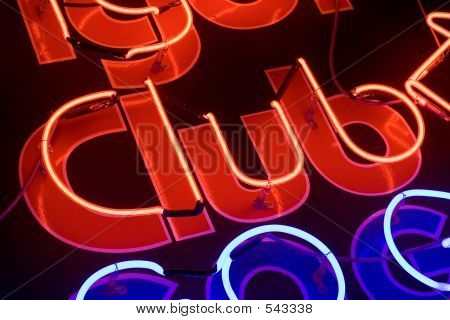 Nightlife Neon Signs