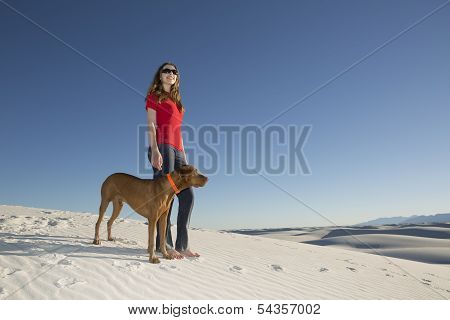 We Love The Desert
