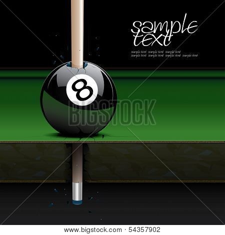 8 Ball Broken Set 3