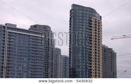 Tall Modern Buildings