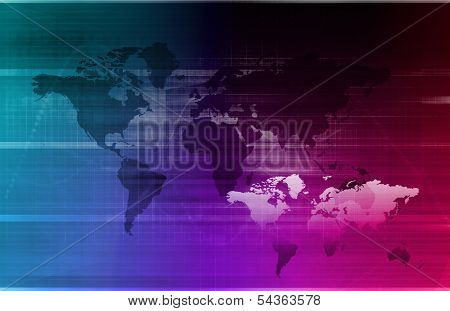 Global Business or International Corporate as Art