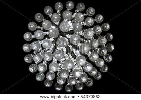 Round Crystal Pattern