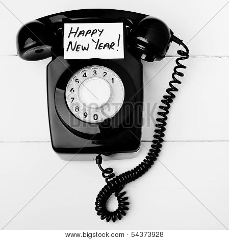 New Year Telephone Call