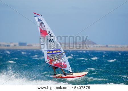 Professional Windsurfers Competition