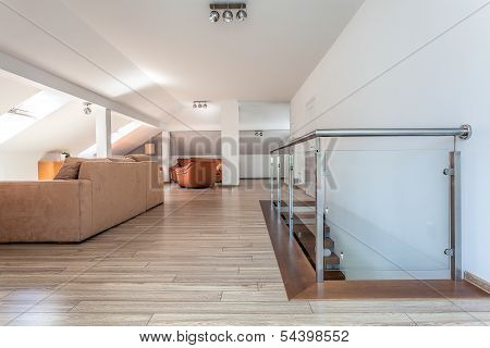 Bright Space - Living Room Upstairs
