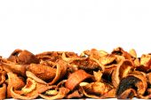 picture of fibrin  - Dried fruits pear fruit background bunch candied concepts - JPG