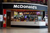 Mcdonald's Restaurants In Thailand.