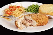 Chicken Cordon Bleu Dinner
