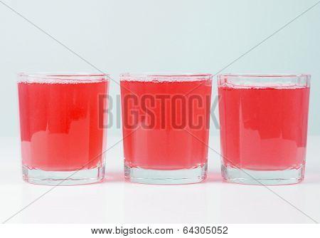Pink Grapefruit Saft