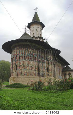 El monasterio de Sucevita