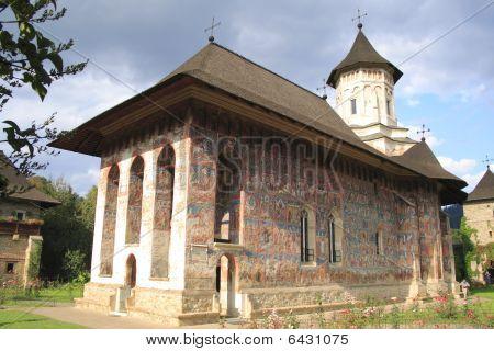 El monasterio de Moldovita
