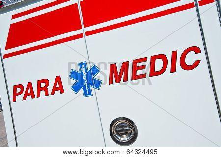 Paramedic Truck