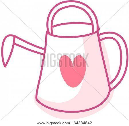 Vector illustration of a sprayer