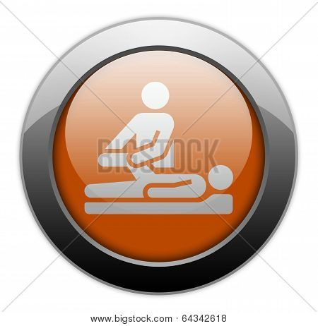 Icon, Button, Pictogram Physical Therapy