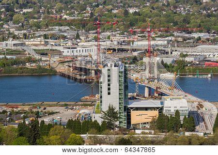 Tilikum Crossing, Bridge Of The People Oregon