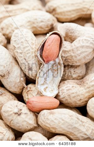 Peanuts, Know Also As Monkey Nuts