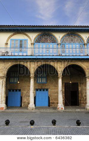 Old Havana Colonial Building