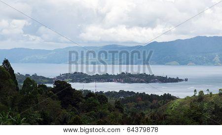 Tuktuk Peninsula View.