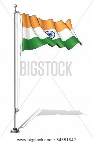 Flag Pole India